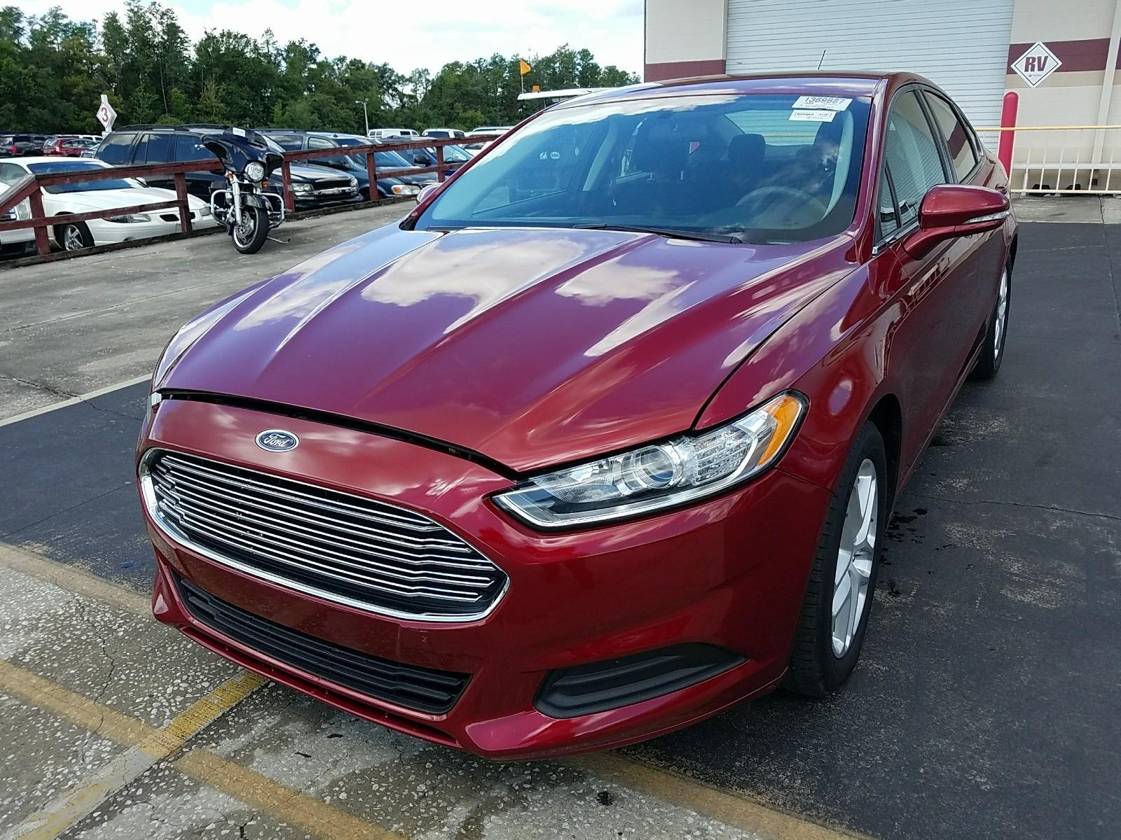 430970 - 2014 Ford Fusion